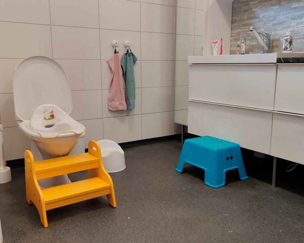 ванная по Монтессори